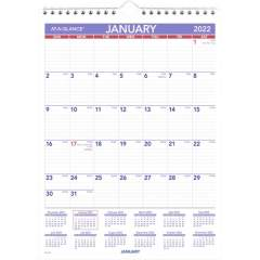 AT-A-GLANCE Recycled Monthly Wall Calendar (PM128)
