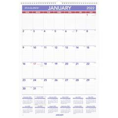 AT-A-GLANCE Recycled Monthly Wall Calendar (PM328)