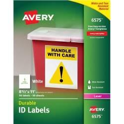 ID / Signage Labels