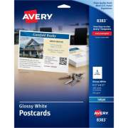 Avery Inkjet Invitation Card (8383)