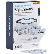 Bausch & Lomb Bausch & Lomb Sight Savers Pre-moistened Lens Cleaning Tissues (8574GM)