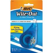 BIC Wite-Out EZ Correct Correction Tape (WOTAPP11)