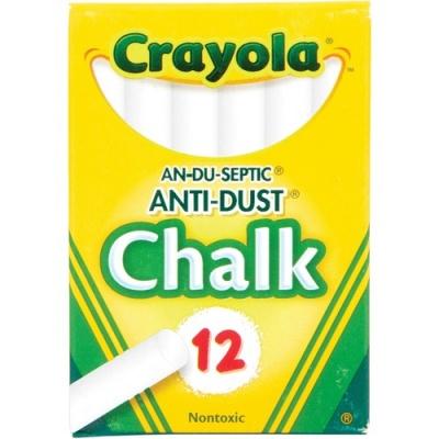 Crayola Anti-Dust Chalk (50-1402)