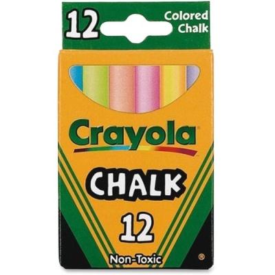 Crayola Colored Chalk (51-0816)