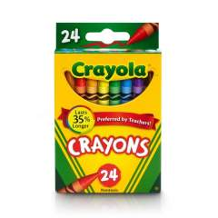 Crayola Regular Size Crayon Sets (523024)