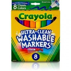 Crayola Classic Washable Marker Set (587808)