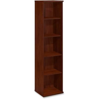 Bush Business Furniture Series C 18W 5 Shelf Bookcase (WC24412)