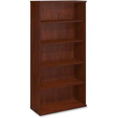 Bush Business Furniture Series C 36W 5 Shelf Bookcase (WC24414)