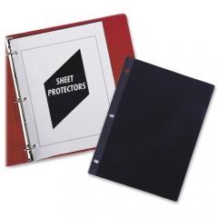 C-Line Traditional Polypropylene Sheet Protector, Standard Weight, 11 x 8 1/2, 50/BX (00032)