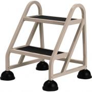 Cramer Stop-Step Nonskid Aluminum Ladder (102019)