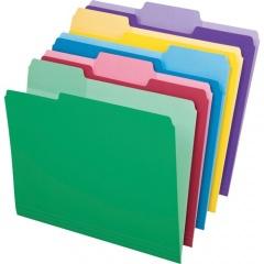 Pendaflex 1/3 Tab Cut Letter Recycled Top Tab File Folder (84370)