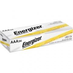 Energizer Industrial Alkaline AAA Batteries, 24 pack (EN92)
