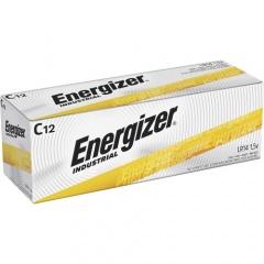 Energizer Industrial Alkaline C Batteries (EN93)