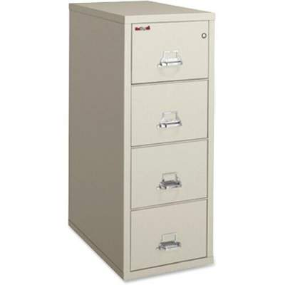 FireKing Insulated Vertical File (4-1831-C-PA)