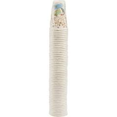 Dixie PerfecTouch Insulated Paper Hot Coffee Cups by GP Pro (5356CD)