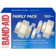BAND-AID Variety Pack Adhesive Bandages (4711)