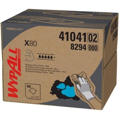 WypAll X80 Cloths (41041)