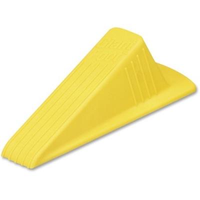 Master Caster Giant Foot Doorstop, Yellow (00966)