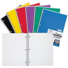 Mead One-subject Spiral Notebook (06622)
