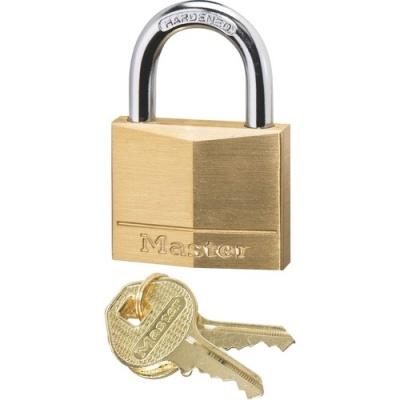 Master Lock Solid Brass Padlock (140D)