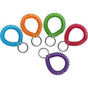 MMF Industries MMF Wrist Coil Key Rings (20145AP47)