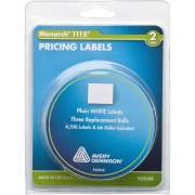 Monarch Model 1115/Alpha Pricemarker Labels (925030)