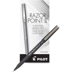 Pilot Razor Point II Marker Pens (11009)