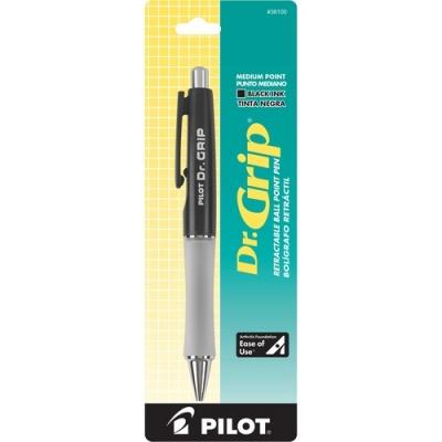 Pilot Dr. Grip Retractable Ballpoint Pens (36100)