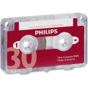 Philips Speech Mini Dictation Cassette (LFH000560)