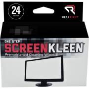 Read Right One Step CRT Screen Cleaning Wipes (RR1209)