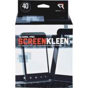 Read Right Alcohol-free LCD ScreenKleen Wipes (RR1391)