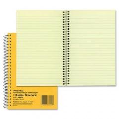Rediform Brown Board 1-Subject Notebooks (33002)