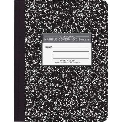 Roaring Spring Wide-ruled Composition Book (77230)