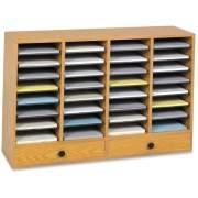 Safco Adjustable Compartment Literature Organizers (9494MO)