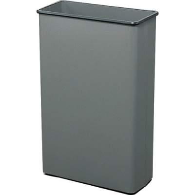 Safco Large Capacity Rectangular Wastebasket (9618CH)
