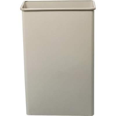 Safco Large Capacity Rectangular Wastebasket (9618SA)