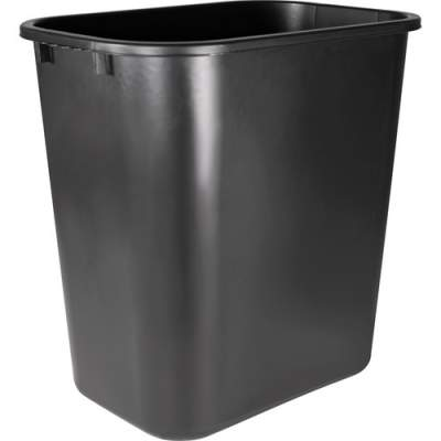 Sparco Products Sparco Rectangular Wastebasket (02160)