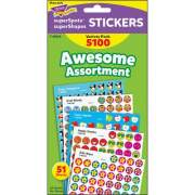 TREND Awesome Assortment Stickers (T46826)