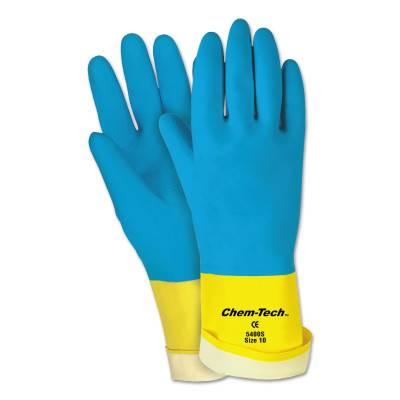 Mcr Safety Chem-Tech Neoprene over Latex Gloves (5400S)