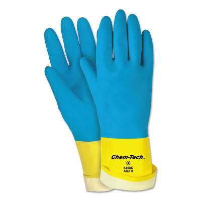 Mcr Safety Chem-Tech Neoprene over Latex Gloves (5408S)