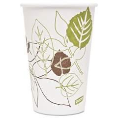 Dixie Pathways Paper Hot Cups, 16oz, 1000/Carton (2346PATH)