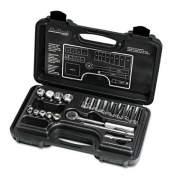 "Blackhawk Automotive Automotive Automotive 20-Piece Mechanic's Tool Set, SAE, 3/8""-Drive, Deep/Standard, 12-Point (3820-S)"