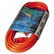 CCI Vinyl Outdoor Extension Cord, 25ft, 13 Amp, Orange (02307)