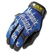 Mechanix Wear The Original Work Gloves, Blue/Black, Large (MG03010)