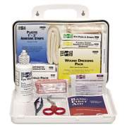 Pac-Kit ANSI Plus #25 Weatherproof First Aid Kit, 143-Pieces, Plastic Case (6430)