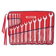 PROTO 15-Piece 12-Point Combination Wrench Set (J1200FASD)