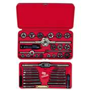 IRWIN METRIC TAP AND DIE SET, 41-PIECE (26317)