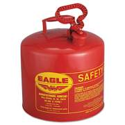 Eagle Safety Can, Type I, 5gal, Red (UI-50-S)