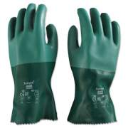 Ansell Scorpio Neoprene Gloves, Green, Size 10 (835210PR)