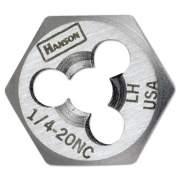 "IRWIN High-Carbon Steel Re-Threading Fractional Hexagon Dies, 3/4""-10 (7258)"